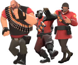 tf2 transparent conga