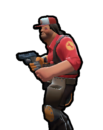 Tf2 transparent loadout. My engineer games teamfortress