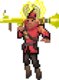 Transparent tf2 pixel art. Muselk tf sprite by