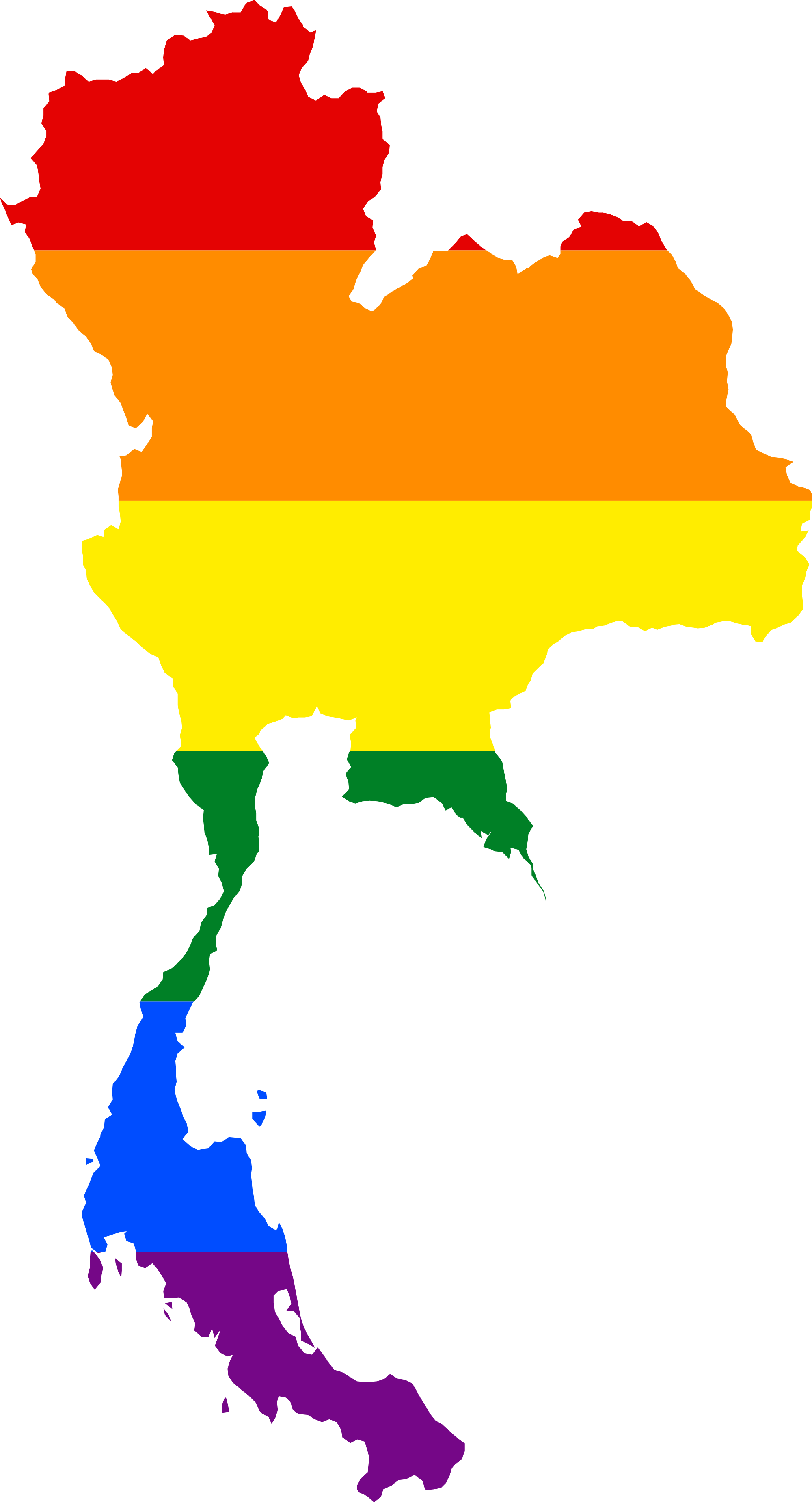 Thailand map png. File lgbt flag of