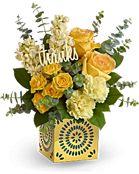 Thank you bouquet png. Teleflora s shimmer of