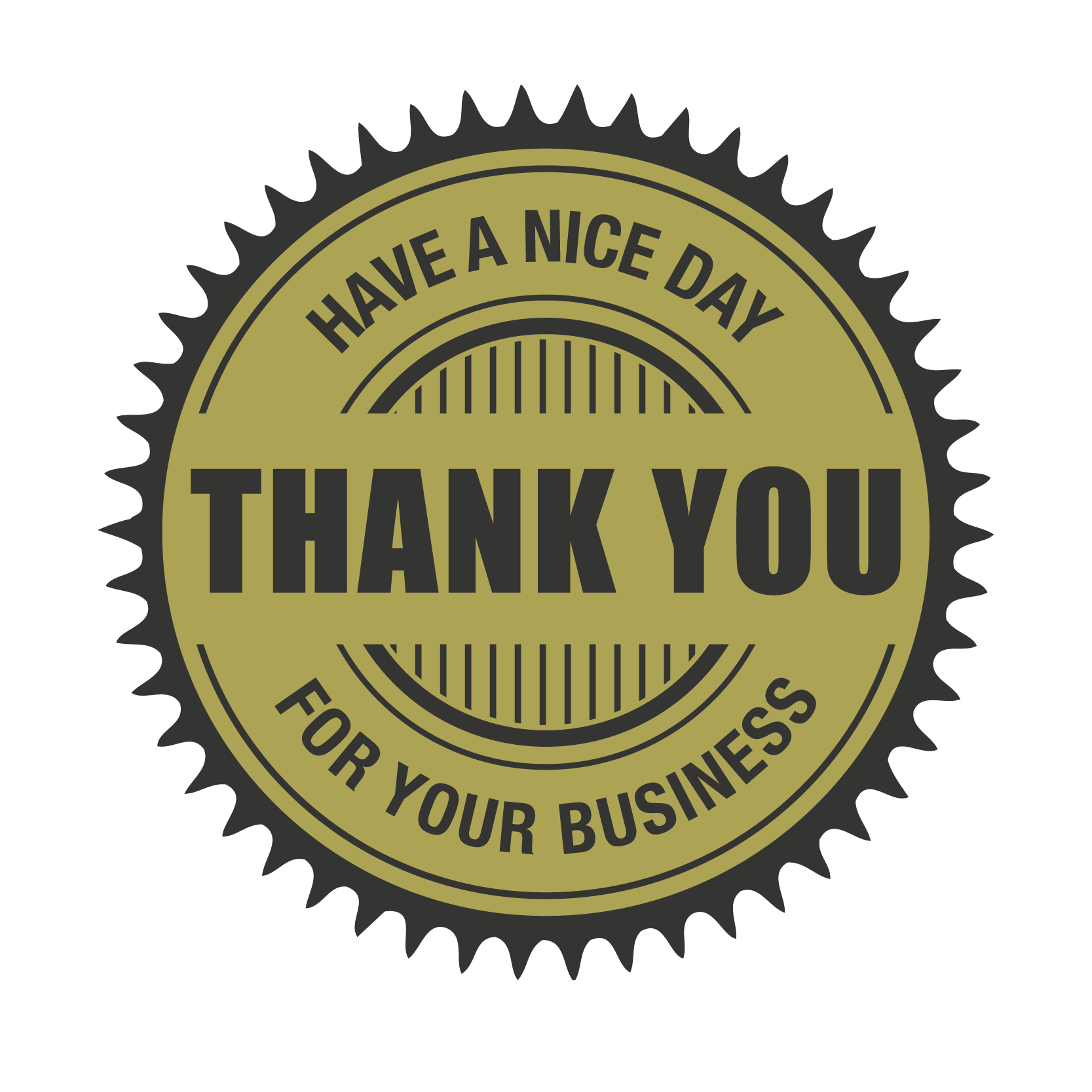 thank you for your business png