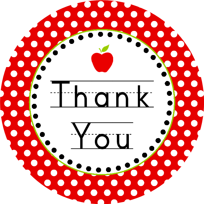 Thank you printable labels png. Dimple prints free end
