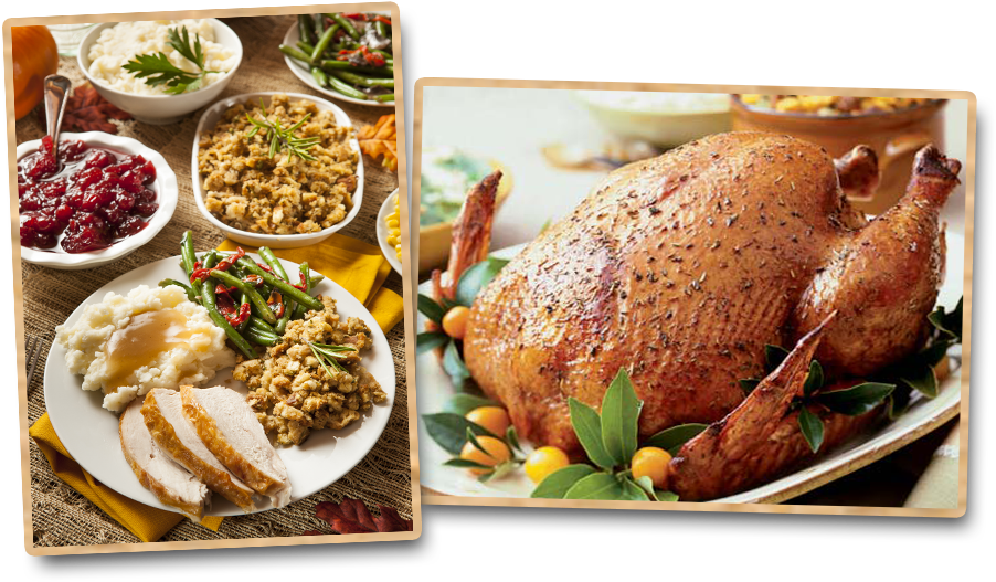 Thanksgiving dinner png. Download hd turkey pics