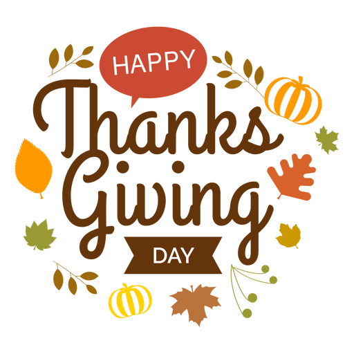 Thanksgiving images png. Day logo transparent svg