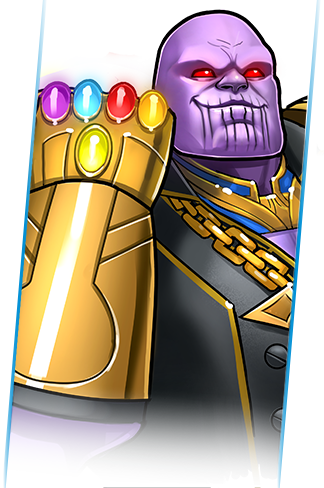 Thanos clipart character. Earth trn marvel database