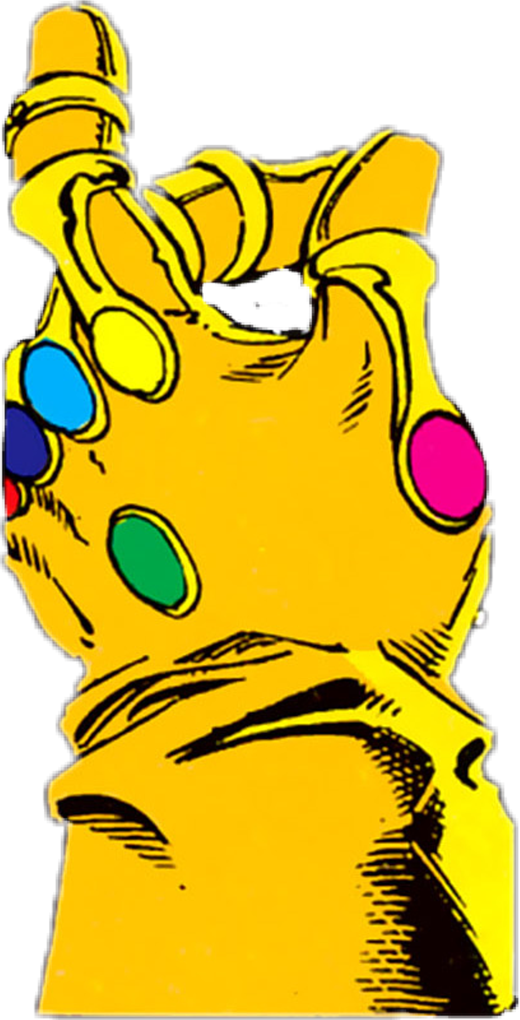 Thanos clipart clip art. Snap infinitygauntlet infintywar report