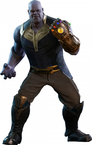 Thanos clipart sixth scale. View all hot toys