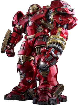Thanos clipart sixth scale. Marvel figures hulkbuster deluxe