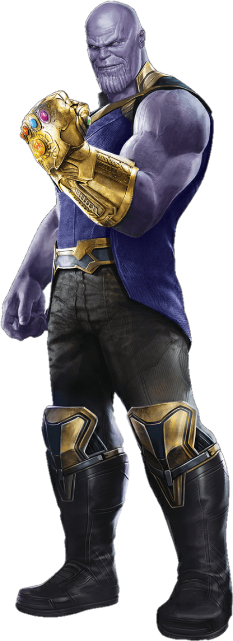 Thanos clipart white background. Infinity war captain