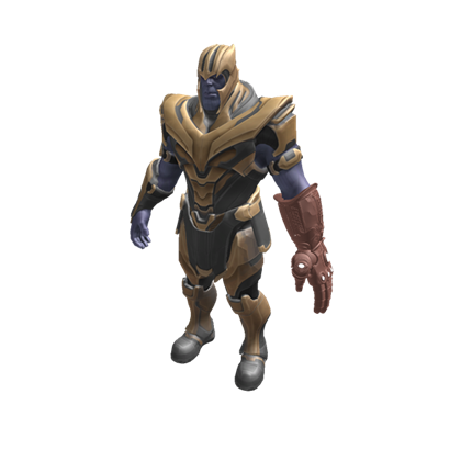 Thanos fortnite png. Roblox