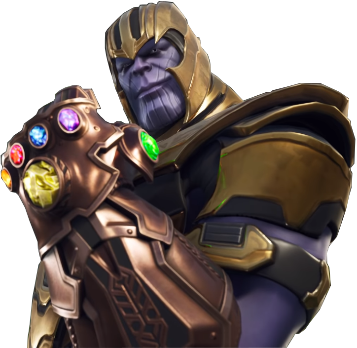 Thanos fortnite png. Wiki