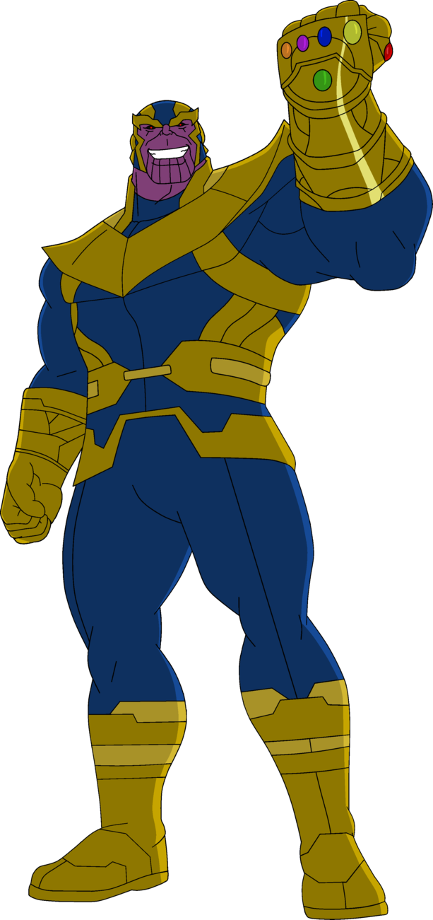 Thanos clipart full body. By steeven on deviantart