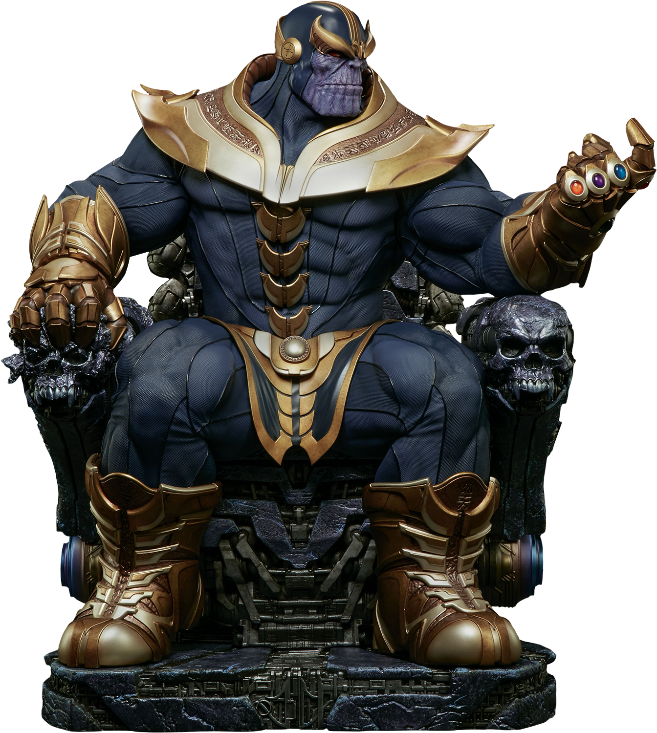 Thanos glove png. The infinity gauntlet on