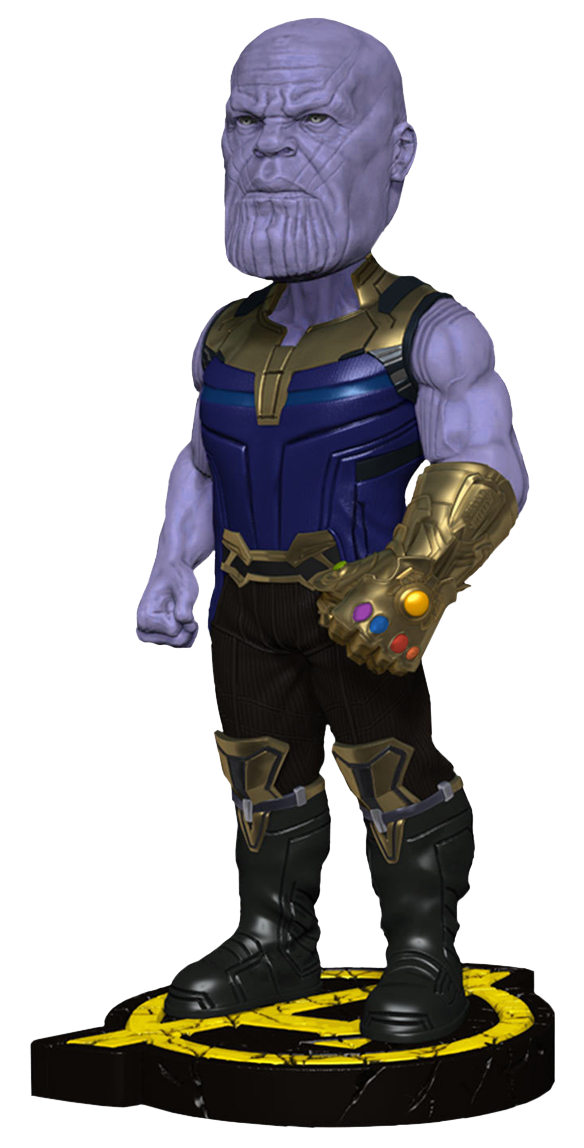Avengers infinity war knocker. Thanos head png svg free