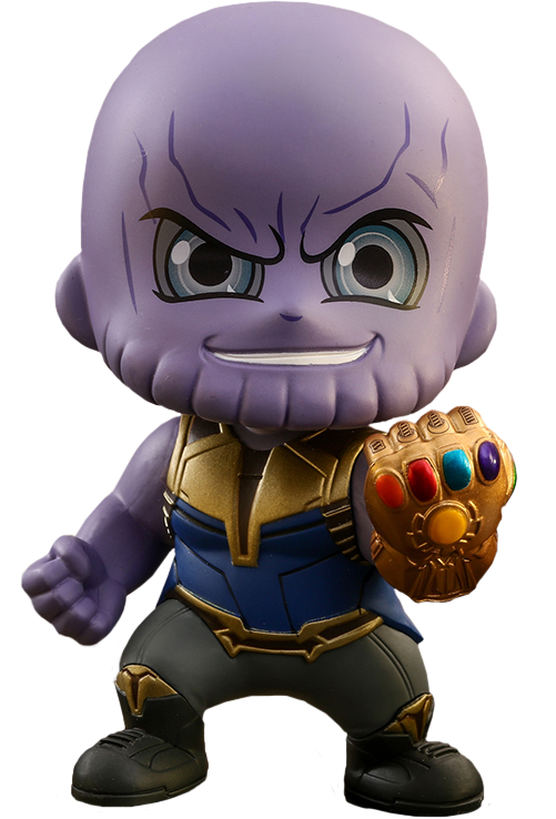 Thanos head png. Avengers infinity war cosbaby