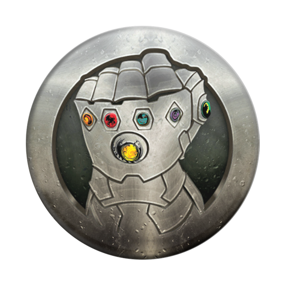 Thanos infinity gauntlet png. Popsockets grip llc