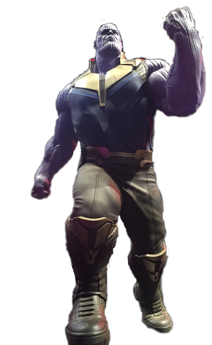 Infinity war by mundoherois. Thanos png image