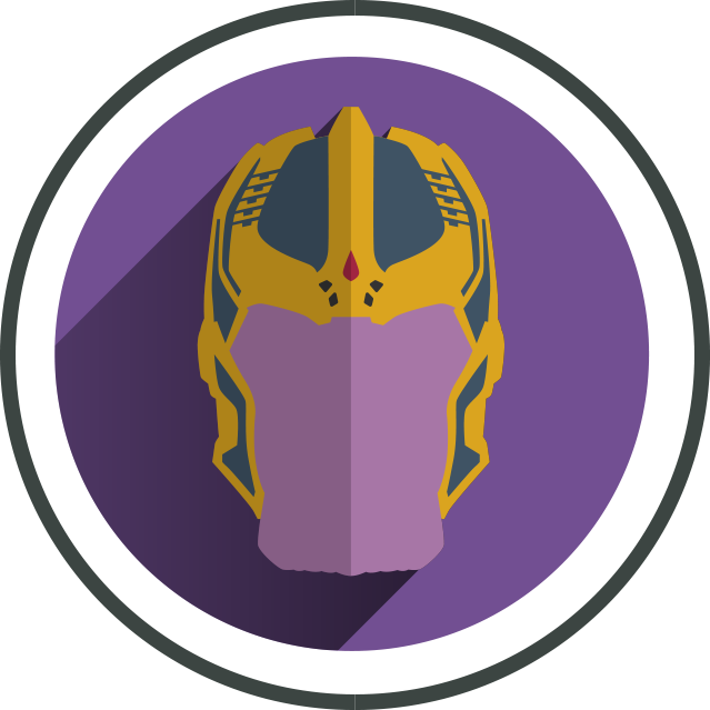 Thanos logo png. Who s in avengers