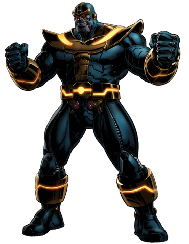Thanos png. Image playstation all stars