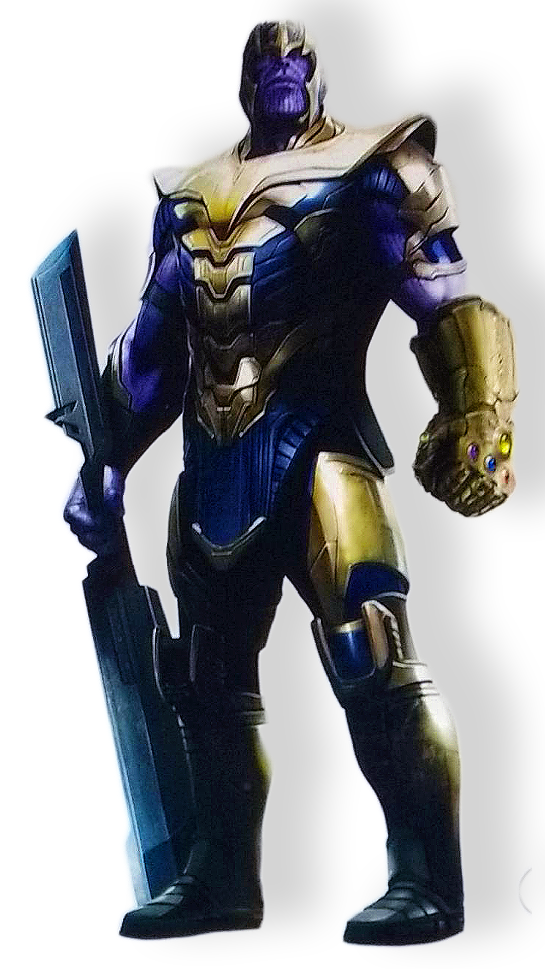Thanos png angry. Leaked art in avengers