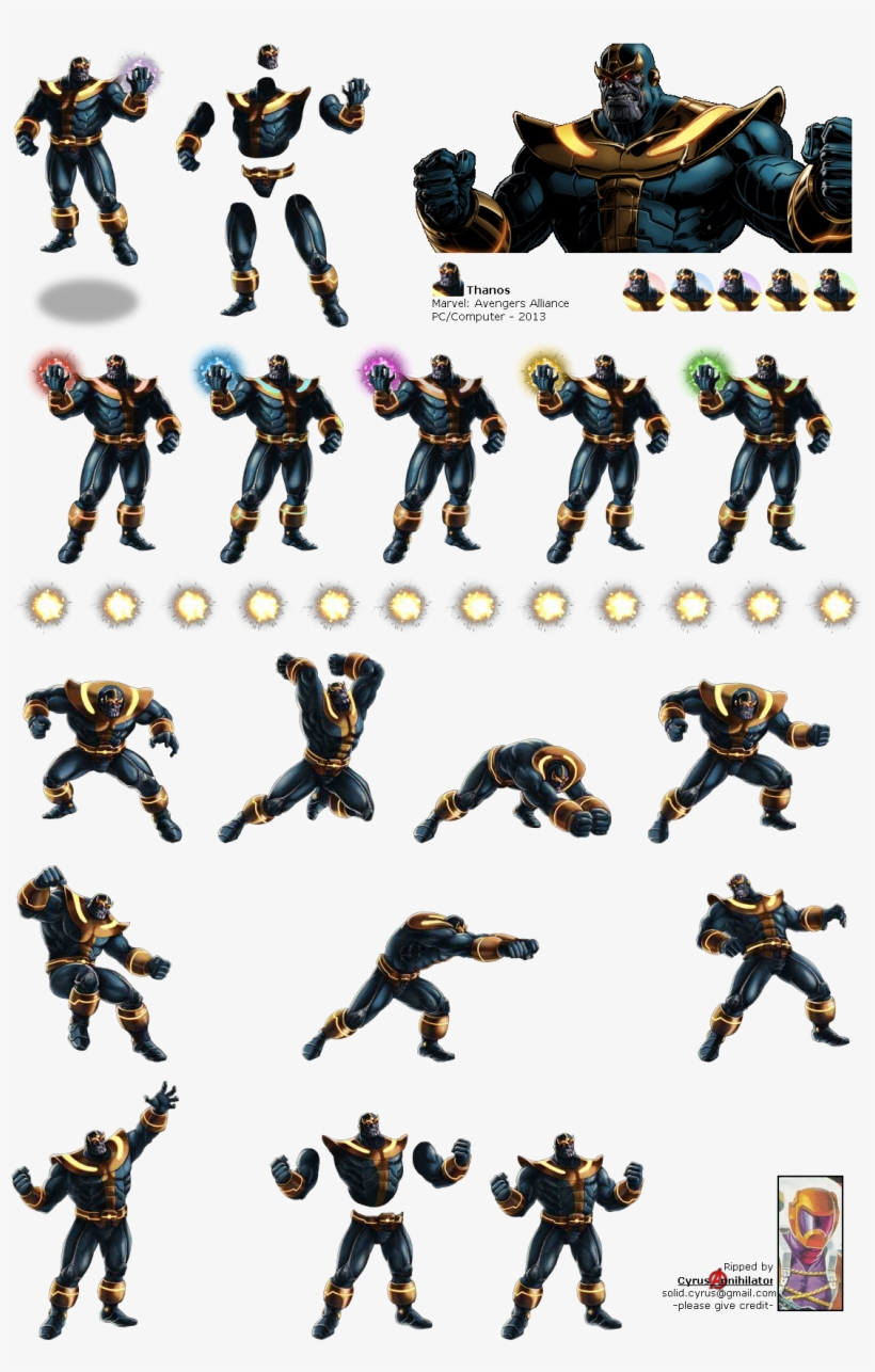 Thanos png avengers alliance. Click for full sized