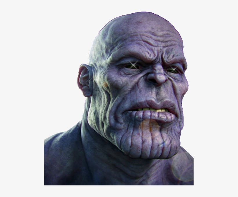 thanos png face