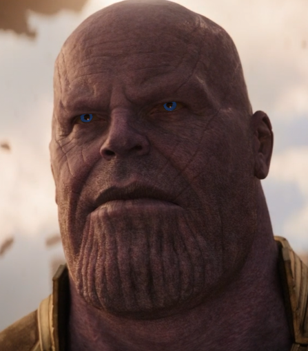 Thanos png face. As much i dig