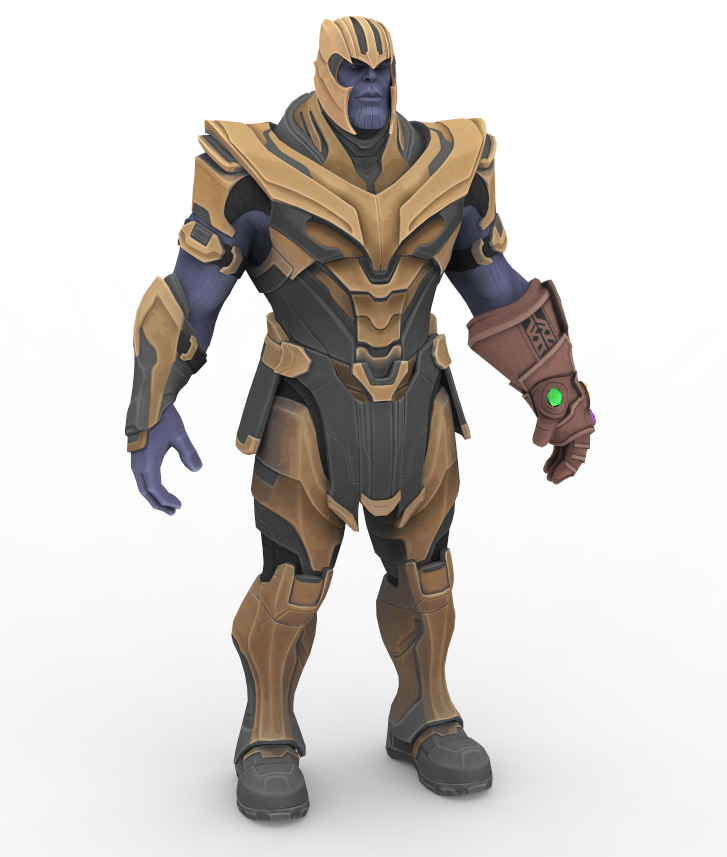 Thanos png fortnite. By papkapapka on deviantart