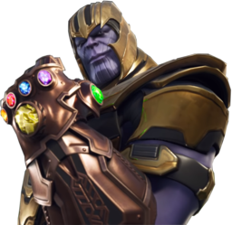 Thanos png logo. Fortnite wiki from