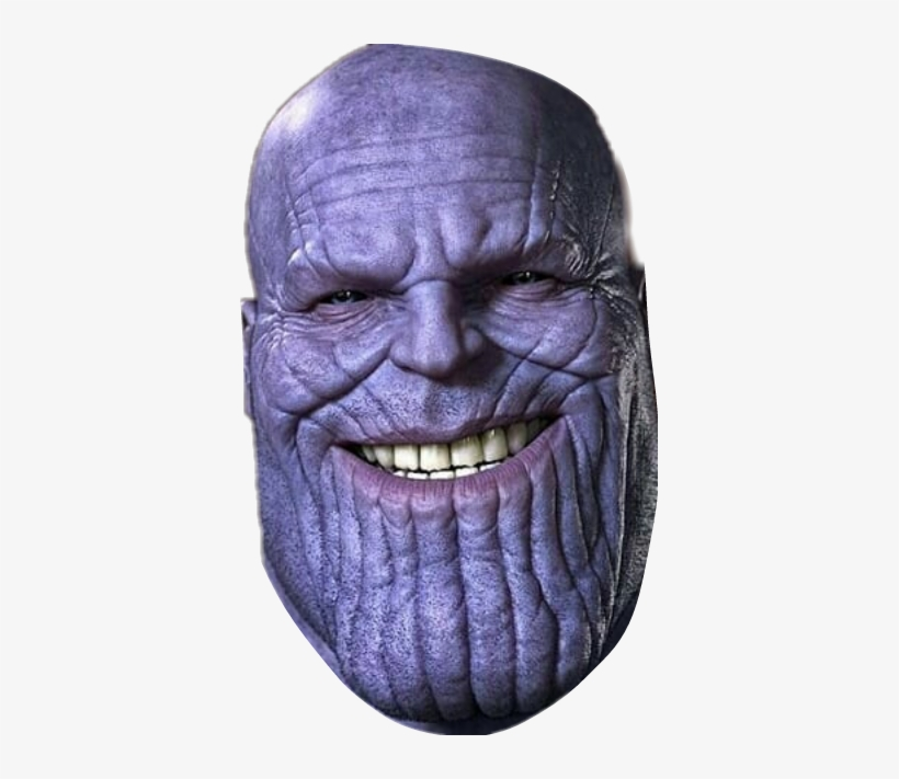 Thanos png head. Free transparent download pngkey