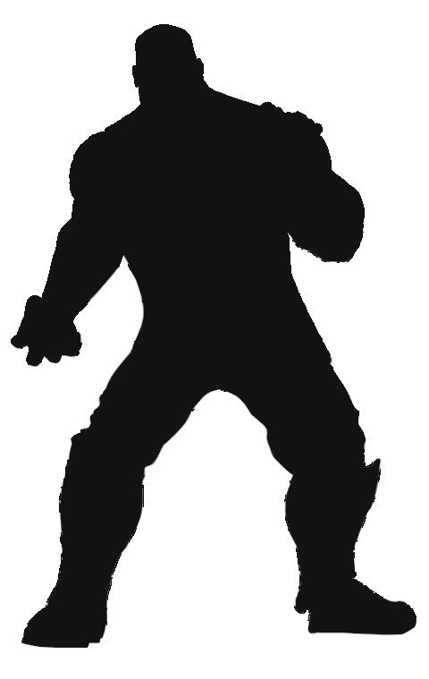 Thanos png silhouette. Aumentaty community