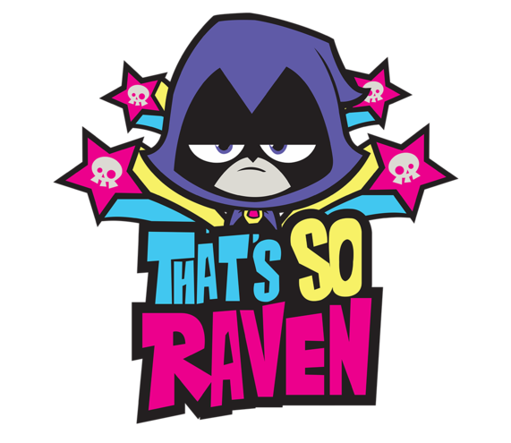 Thats so raven png. That s tee fury