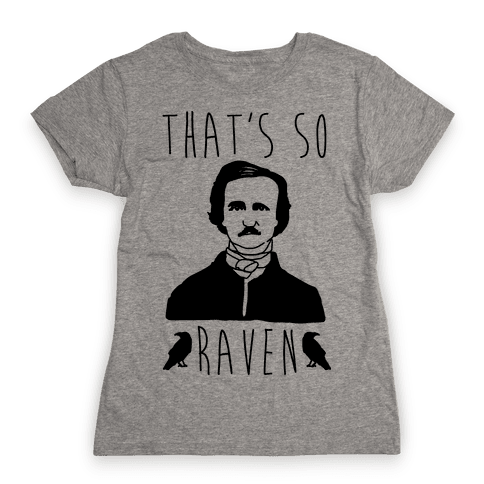 Thats so raven png. T shirts lookhuman parody