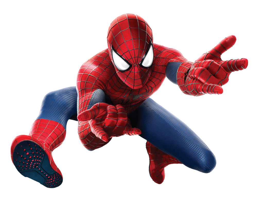 The amazing spiderman png. Spider man transparent by