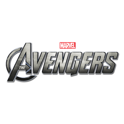 The avengers logo png. Transparent stickpng