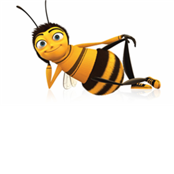 Bees transparent bee movie. Roblox