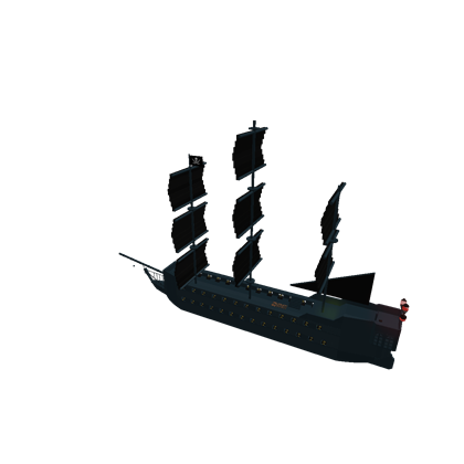The black pearl png. Roblox