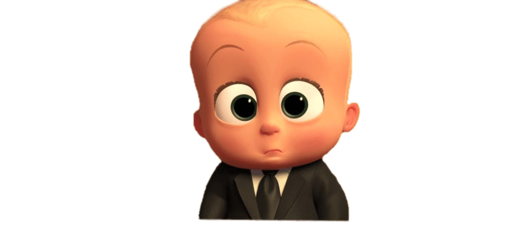 Transparent images stickpng big. The boss baby png jpg stock
