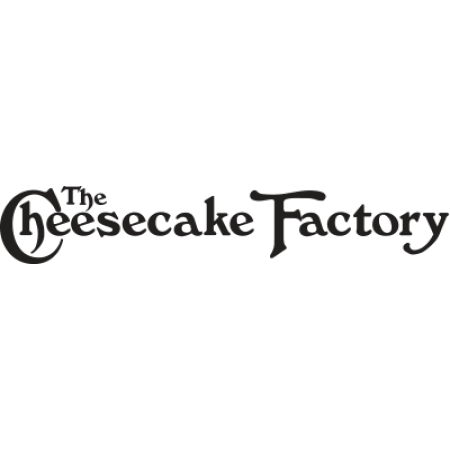 The cheesecake factory logo png. West towne mall