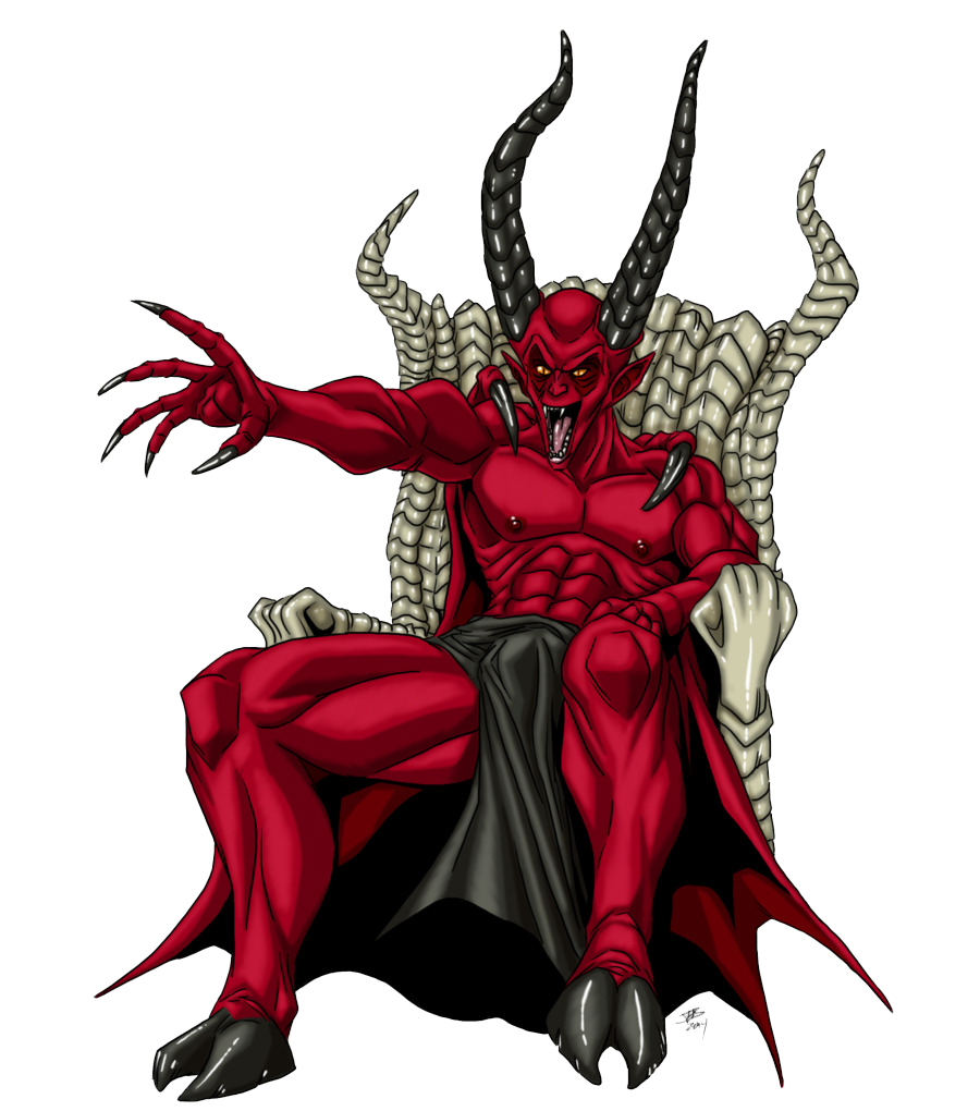 The devil png. Free images
