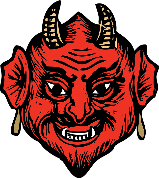 The devil png. Image purepng free transparent