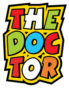 Vector sharks rossi. The doctor logo png
