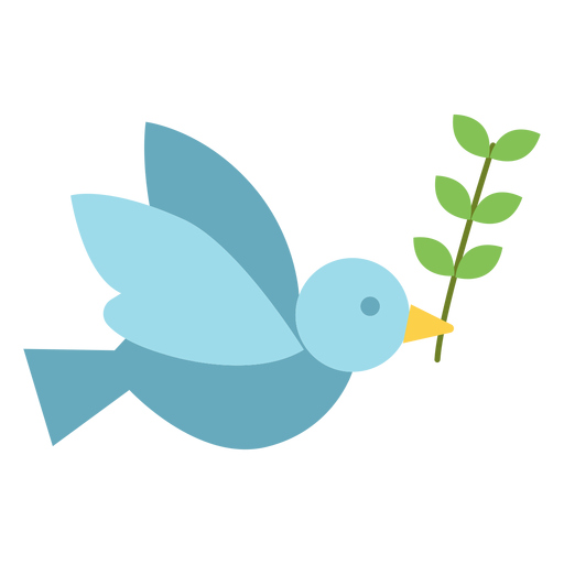 The dove and olive branch png. With icon transparent svg