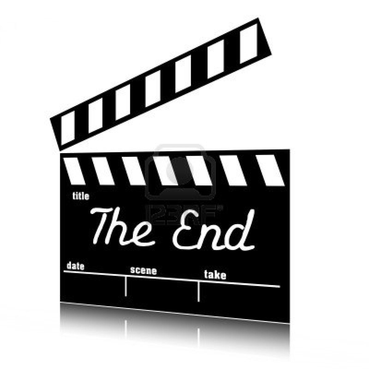 Panda free images. The end clipart end sign png free download