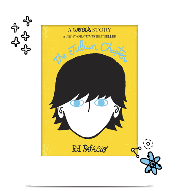 The julian chapter wonder. Bullying clipart behaving badly image freeuse library