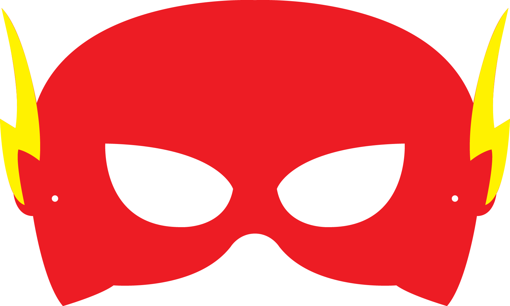 The flash mask png. Http coscave com project
