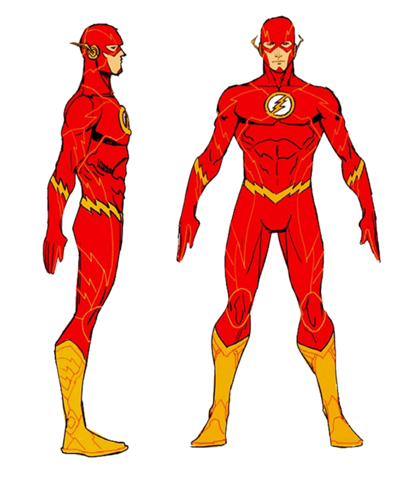 The flash new 52 png. Barry allen by trickarrowdesigns