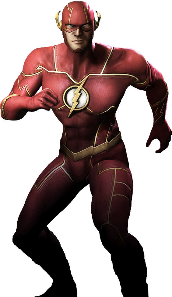 The flash new 52 png. Image injustice gau ios