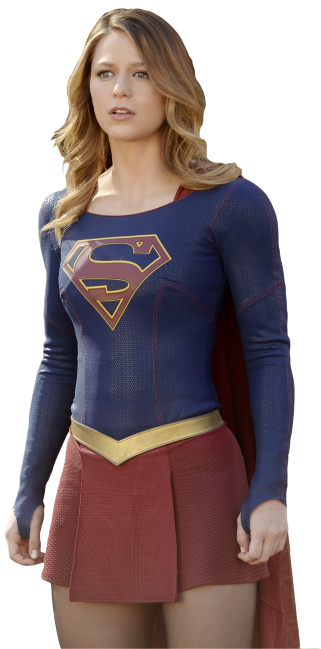 The flash y supergirl png. By buffy ville on